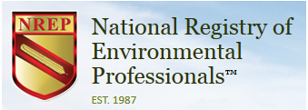 National Registry of Environmental Professionals logo