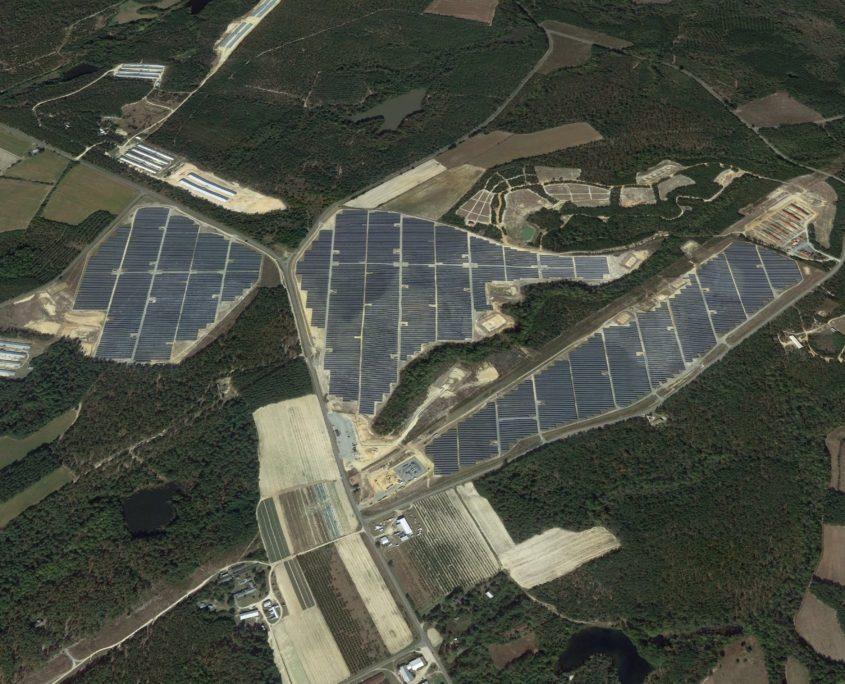 solar site development