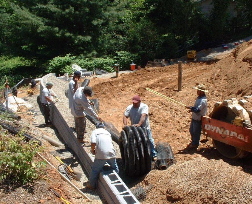alpha environmental construction
