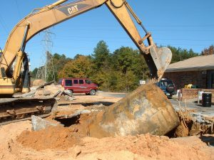 Underground Storage Tank Management, Tank Removal