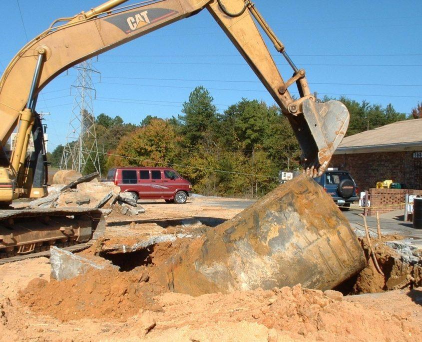 Underground Storage Tank Management, Tank Removal