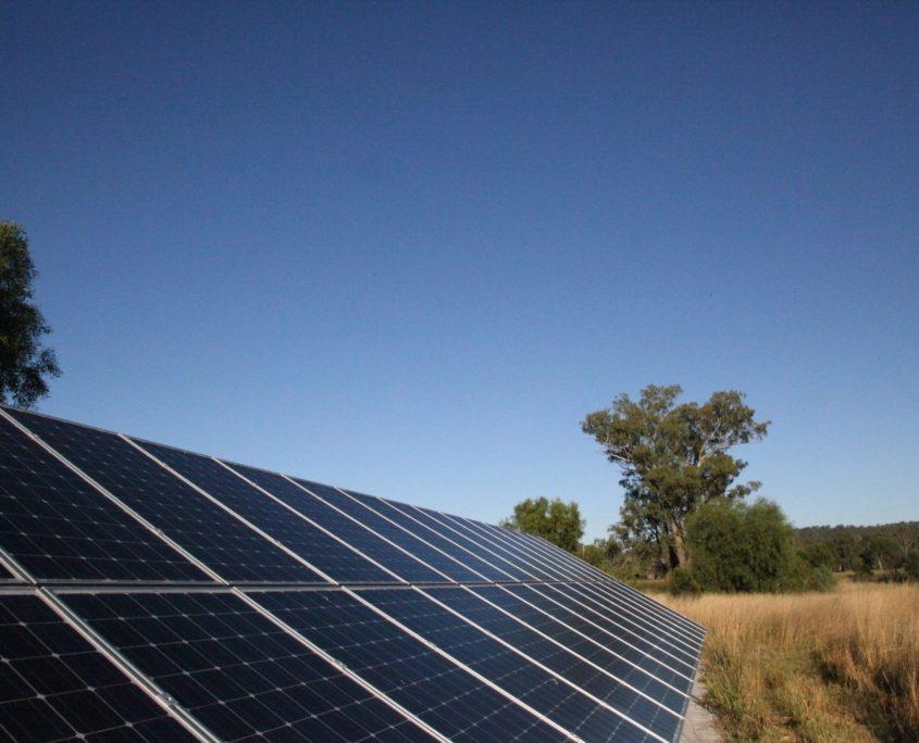 solar energy site